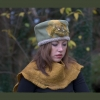 Autumn ensemble Hat and Scarf